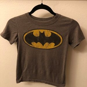 Kids Small Batman T-Shirt